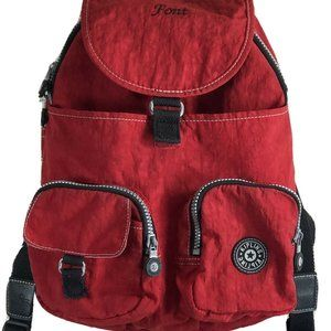 Kipling City Pack Ravier Backpack Tomato Red sz M